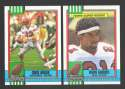 1990 Topps Football Team Set - ATLANTA FALCONS