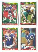 1991 Topps Football Team Set - BUFFALO BILLS