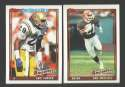 1991 Topps Football Team Set - CLEVELAND BROWNS