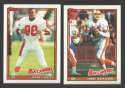 1991 Topps Football Team Set - TAMPA BAY BUCCANEERS