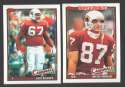 1991 Topps Football Team Set - PHOENIX CARDINALS