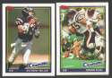 1991 Topps Football Team Set - SAN DIEGO CHARGERS