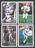 1991 Topps Football Team Set - INDIANAPOLIS COLTS