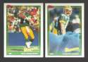 1991 Topps Football Team Set - GREEN BAY PACKERS