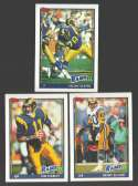 1991 Topps Football Team Set - ST. LOUIS RAMS
