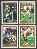 1991 Topps Football Team Set - NEW ORLEANS SAINTS