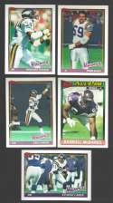 1991 Topps Football Team Set - MINNESOTA VIKINGS