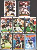 1993 Topps Football Team Set - BUFFALO BILLS