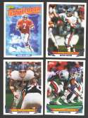 1993 Topps Football Team Set - DENVER BRONCOS
