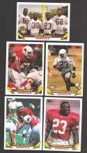 1993 Topps Football Team Set - ARIZONA CARDINALS