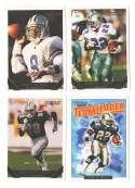 1993 TOPPS GOLD Football Team Set - DALLAS COWBOYS