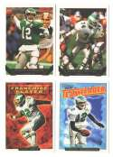 1993 TOPPS GOLD Football Team Set - PHILADELPHIA EAGLES