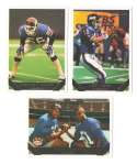 1993 TOPPS GOLD Football Team Set - NEW YORK GIANTS