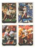 1993 TOPPS GOLD Football Team Set - WASHINGTON REDSKINS