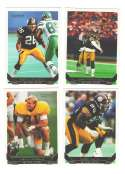 1993 TOPPS GOLD Football Team Set - PITTSBURGH STEELERS