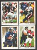 1995 Topps Football Team Set - CHICAGO BEARS
