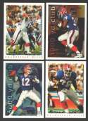1995 Topps Football Team Set - BUFFALO BILLS