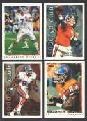 1995 Topps Football Team Set - DENVER BRONCOS