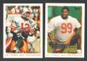 1995 Topps Football Team Set - TAMPA BAY BUCCANEERS