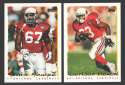 1995 Topps Football Team Set - ARIZONA CARDINALS