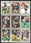 1995 Topps Football Team Set - DALLAS COWBOYS