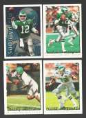 1995 Topps Football Team Set - PHILADELPHIA EAGLES