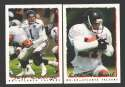 1995 Topps Football Team Set - ATLANTA FALCONS
