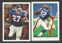 1995 Topps Football Team Set - NEW YORK GIANTS