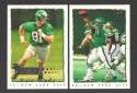 1995 Topps Football Team Set - NEW YORK JETS