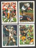 1995 Topps Football Team Set - NEW ORLEANS SAINTS