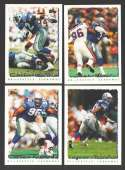 1995 Topps Football Team Set - SEATTLE SEAHAWKS