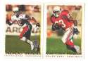 1995 Topps Team Set w/ Carolina Panthers Inaugural Logo - ARIZONA CARDINALS