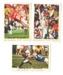 1995 Topps Team Set w/ Carolina Panthers Inaugural Logo - KANSAS CITY CHIEFS