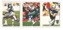 1995 Topps Team Set w/ Carolina Panthers Inaugural Logo - DALLAS COWBOYS