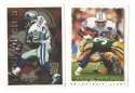 1995 Topps Team Set w/ Carolina Panthers Inaugural Logo - DETROIT LIONS