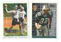 1995 Topps Team Set w/ Carolina Panthers Inaugural Logo - CAROLINA PANTHERS