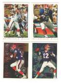 1995 Topps Team Set w/ Jacksonville Jaguars Inaugural Logo - BUFFALO BILLS