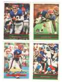 1996 Topps Football Team Set - BUFFALO BILLS