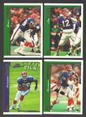 1997 Topps Football Team Set - BUFFALO BILLS