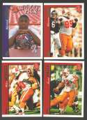 1997 Topps Football Team Set - TAMPA BAY BUCCANEERS