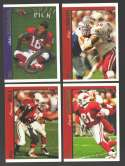 1997 Topps Football Team Set - ARIZONA CARDINALS