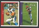 1997 Topps Football Team Set - CAROLINA PANTHERS