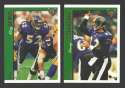 1997 Topps Football Team Set - BALTIMORE RAVENS