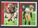 1997 Topps Football Team Set - NEW ORLEANS SAINTS