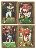 1998 Topps Football Team Set - SAN FRANCISCO 49ERS
