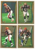 1998 Topps Football Team Set - CINCINNATI BENGALS