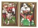 1998 Topps Football Team Set - ARIZONA CARDINALS