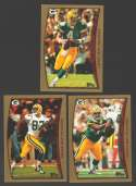 1998 Topps Football Team Set - GREEN BAY PACKERS