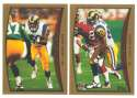 1998 Topps Football Team Set - ST. LOUIS RAMS