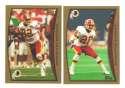 1998 Topps Football Team Set - WASHINGTON REDSKINS